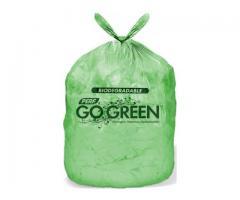Green Trash Bags 500 Pack